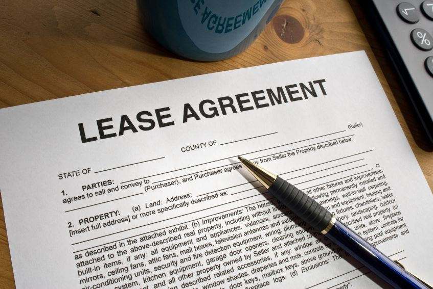 Three Things You Need To Know About Lease Agreements - Motor